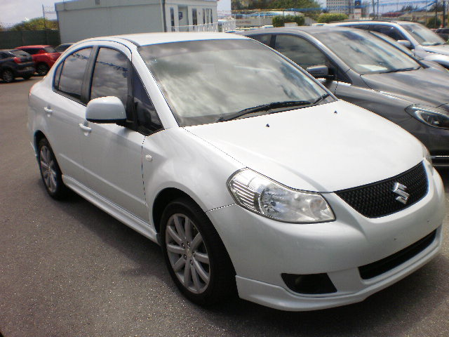 Suzuki SX4 4 Door Sedan