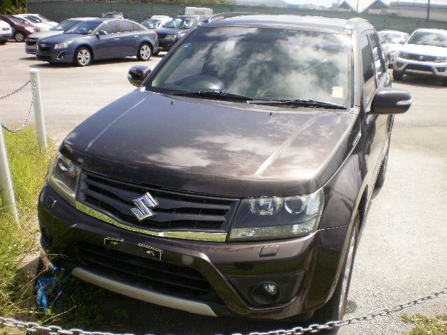Suzuki Grand Vitara 5 door Automatic 2.4