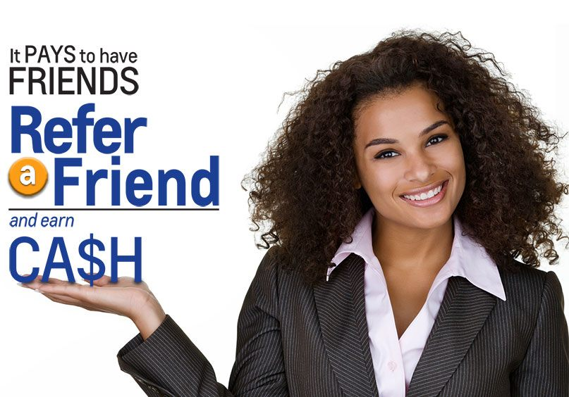 Refer a friend